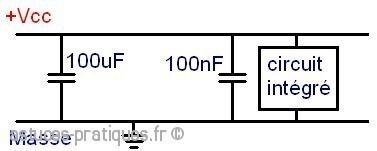 Le condensateur: Mise en pratique