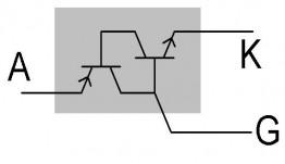 le thyristor description et definition 2
