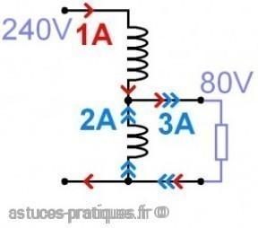 le transformateur autotransformateur 2