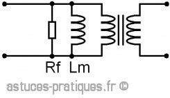 le transformateur inductance magnetisante 0