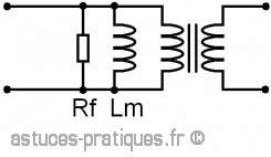 Le transformateur: inductance magnétisante