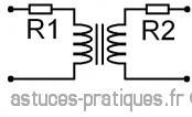 le transformateur resistance des enroulements 0