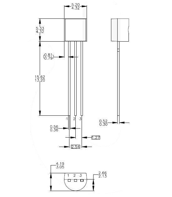 le transistor bc547 1