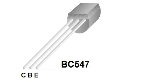 Le transistor BC547