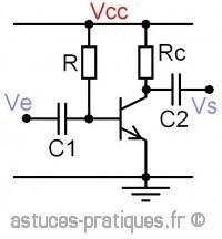 le transistor bipolaire emetteur commun 0