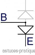 le transistor bipolaire principe de fonctionnement 1
