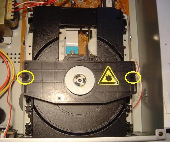 lecteur cd qui ne s ouvre plus 0