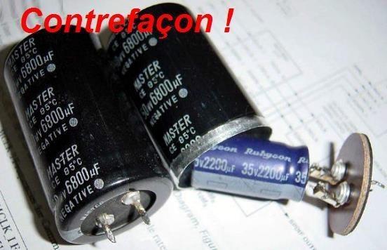 les contrefacons de transistors 3