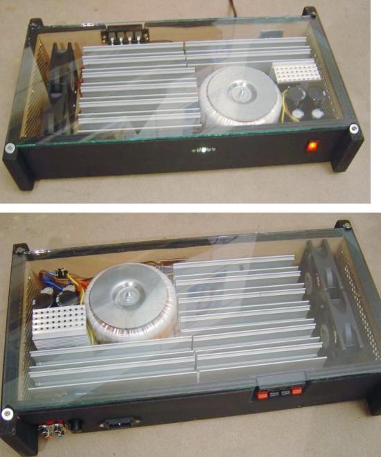 limiteur audio simple schema et mesures 6