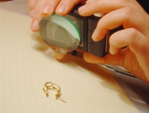 macrophotographie avec une simple loupe 1