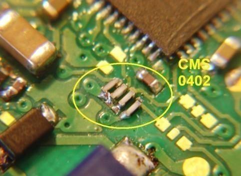 marquage des resistances cms 2