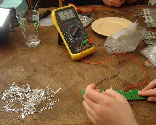 montage de led comme photodiode 2