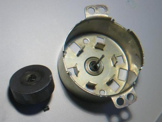 moteur de boule a facette fonctionnement 2