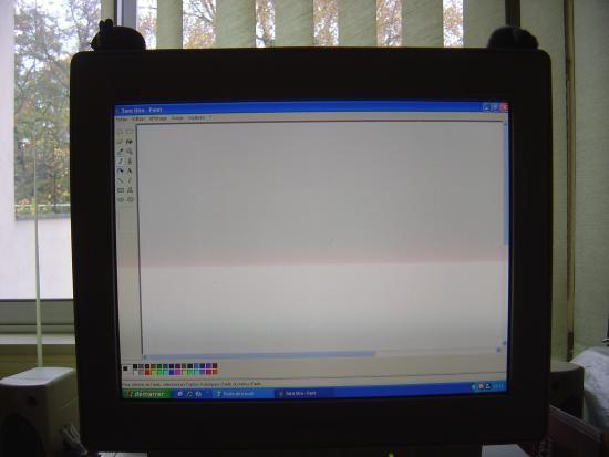 nettoyer les rayures du revetement anti reflet sur ecran crt 4