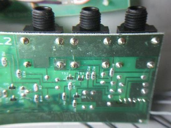 panne ampli guitare laney tf200 5
