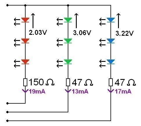 par56 a led realisation 8