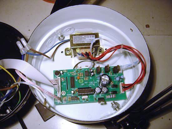 PAR56 à LED : réalisation
