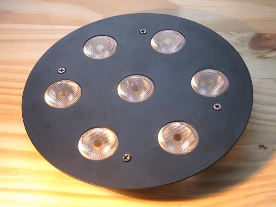par64 rgbw 7 led 7x10w flat 0