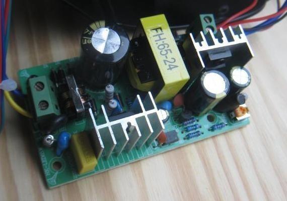 par64 rgbw 7 led 7x10w flat 11