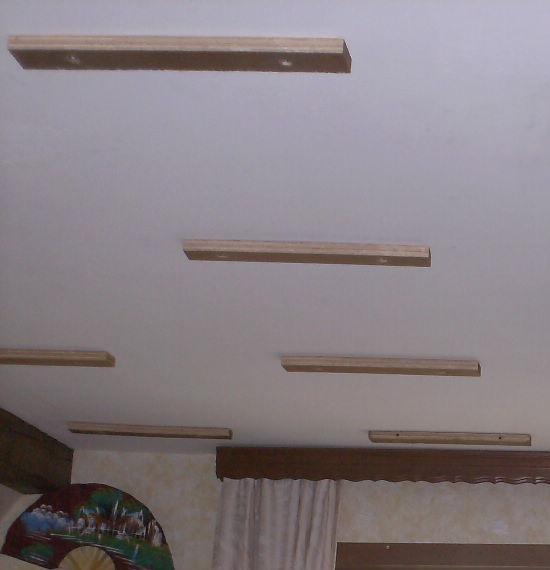 plafond etoile a led realisation 2