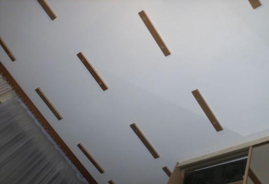 plafond etoile a led realisation 3