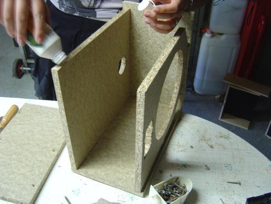 plan de construction d enceinte sono hp 25cm 15
