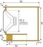 plan de construction d enceinte sono hp 30cm 20