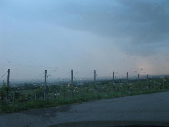 pluie sur la route l anticiper 6