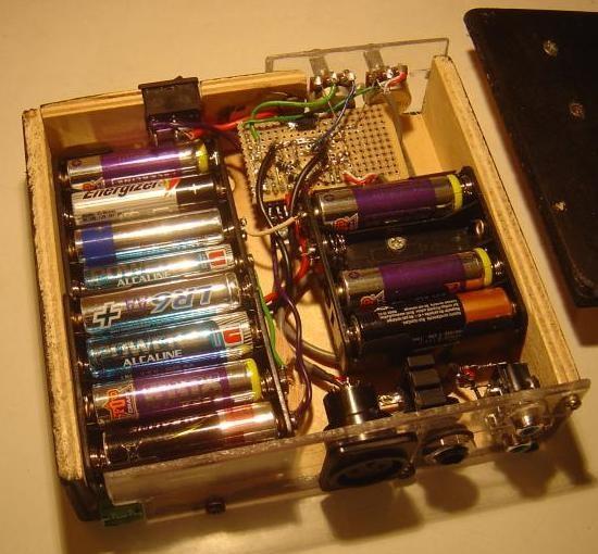 preampli micro electret schema 2
