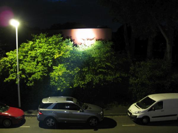 projecteur halogene 24v 250w 12