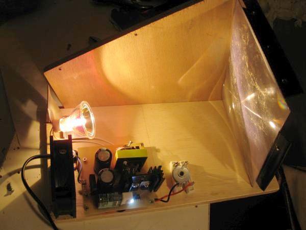 projecteur halogene 24v 250w 6
