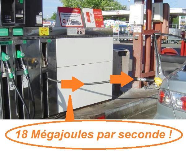 puissance recharge voiture electrique vs carburant 4