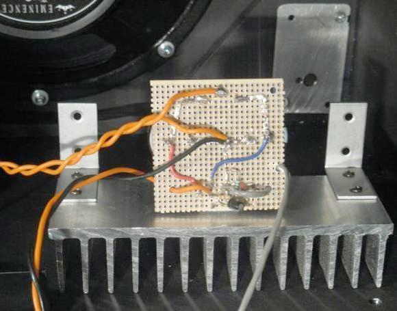 realisation ampli guitare 50w a 100w avec lm3886 4