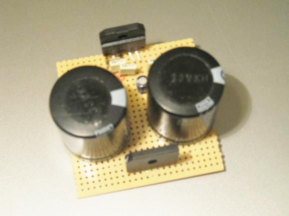 Réalisation ampli guitare 50W à 100W avec LM3886