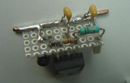 realisation d ampli 20w a lm1875 7