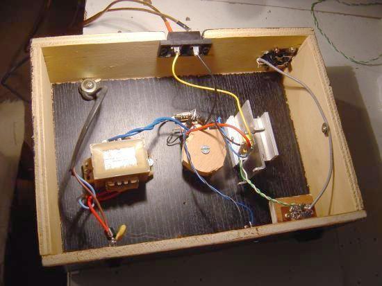 Réalisation d'ampli 20W à LM1875