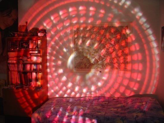 realisation de jeu de lumiere 100w halogene 11