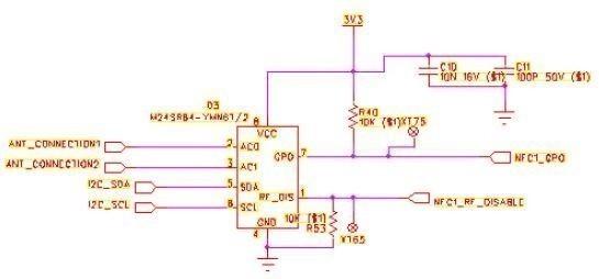 realisation de prototype de technologie nfc 2