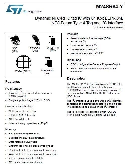 realisation de prototype de technologie nfc 3