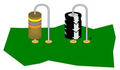realisation electronique montage de composants 5