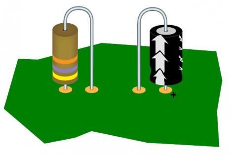realisation electronique montage de composants 6