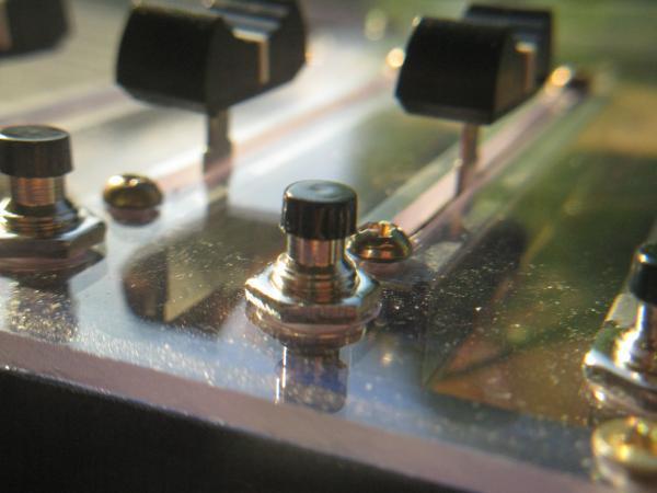 realisation variateur de lumiere 4 x 2000w 8