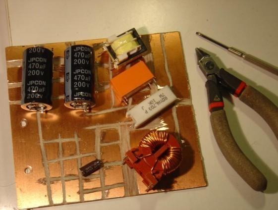 realiser un circuit imprime a la disqueuse 3