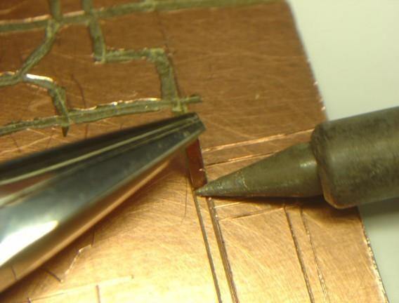 realiser un circuit imprime pro sans graveuse 4