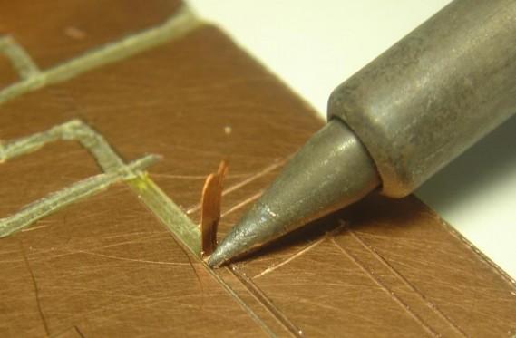 realiser un circuit imprime pro sans graveuse 6