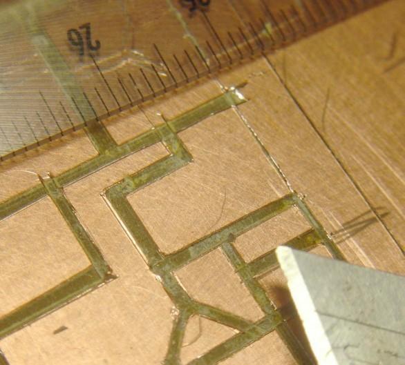 realiser un circuit imprime pro sans graveuse 9