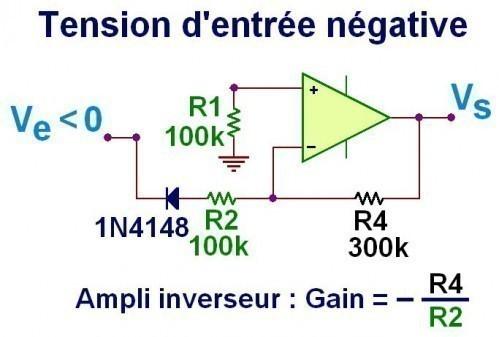 redresseur double alternance a ampli op 3