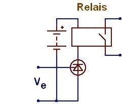 Regulateur et reference de tension tl431 montages 11 for Inverseur logique
