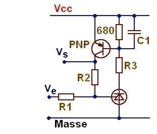 regulateur et reference de tension tl431 montages 14