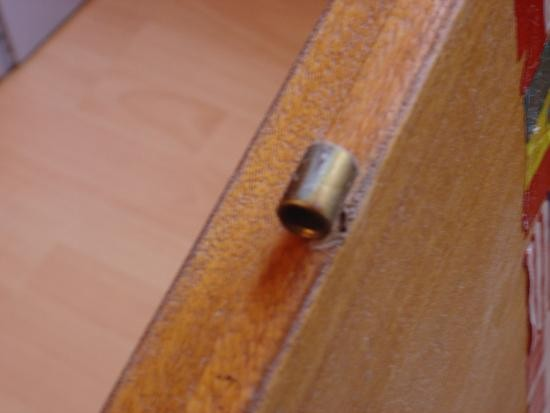 reparer une porte qui frotte ou ferme mal 2